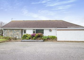 Thumbnail 4 bed bungalow for sale in St. Mawgan, Newquay, Cornwall