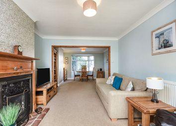 Thumbnail 3 bed semi-detached house for sale in Moncktons Avenue, Maidstone, Kent