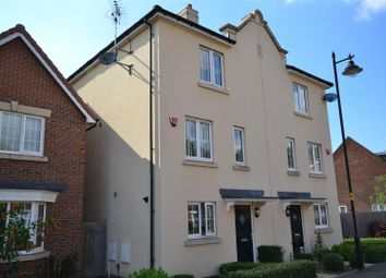 Thumbnail 4 bed town house for sale in Pevensey Way, Croxley Green, Rickmansworth
