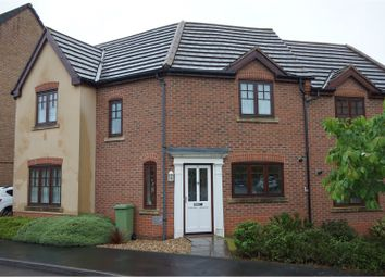 Thumbnail 3 bed semi-detached house to rent in Miserden Crescent, Milton Keynes