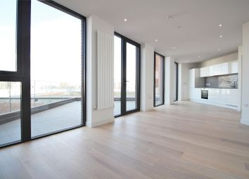 Thumbnail Studio to rent in 21 Admiralty Avenue, Royal Wharf, London