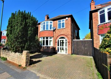 Thumbnail 3 bed detached house for sale in Elvaston Road, Wollaton, Nottingham