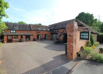 Thumbnail 10 bed barn conversion for sale in The Glebe, Church Lane, Corley, Coventry