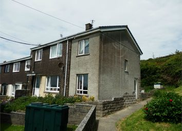 Thumbnail 4 bed end terrace house for sale in Bryn Y Mor, Aberaeron, Ceredigion