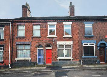 Thumbnail 3 bed terraced house for sale in Jenkins Street, Burslem, Stoke-On-Trent