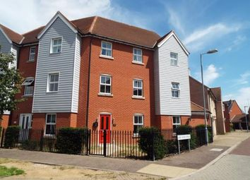 Thumbnail 2 bed maisonette for sale in William Harris Way, Colchester