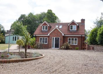Thumbnail 4 bed detached house for sale in The Avenue, Welwyn
