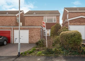 Thumbnail 3 bed detached house for sale in Chaulden Road, Parkside, Stafford