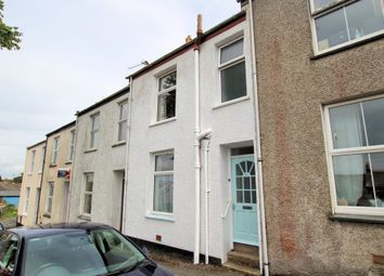 Thumbnail 3 bed terraced house to rent in Lister Street, Falmouth