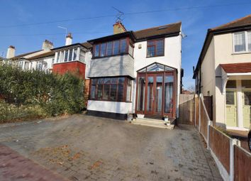 Thumbnail 5 bedroom semi-detached house for sale in Hadleigh Road, Leigh-On-Sea