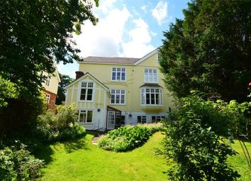 Thumbnail 2 bed flat for sale in Mount Pleasant Road, Saffron Walden, Essex