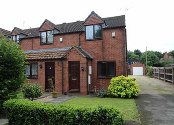 Thumbnail 2 bed end terrace house for sale in North Warren Road, Gainsborough, Lincoln