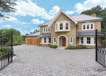 Thumbnail 5 bed detached house to rent in Windsor Grey Close, Ascot