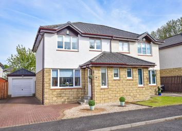 Thumbnail 3 bed semi-detached house for sale in Glenfield Gardens, Paisley