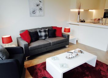 Thumbnail 1 bed flat to rent in Broadwall, London