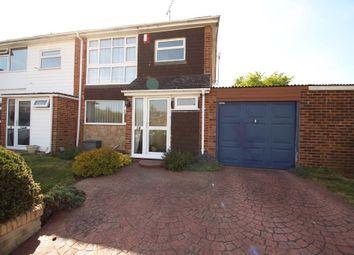 Thumbnail 3 bed end terrace house for sale in Aylsham Close, Tilehurst, Reading