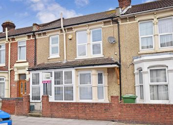 Thumbnail 3 bedroom terraced house for sale in Langstone Road, Portsmouth, Hampshire