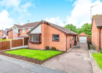 Thumbnail 2 bed detached bungalow for sale in Lark Rise, Uttoxeter