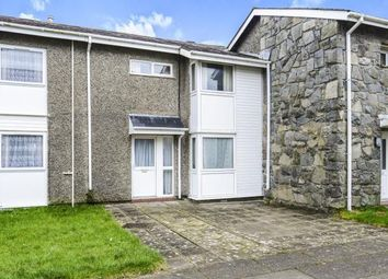 Thumbnail 2 bed terraced house for sale in Isgraig, Tremadog, Porthmadog, Gwynedd