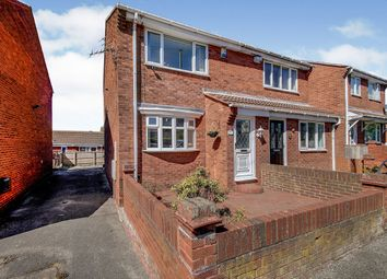 Thumbnail 2 bed semi-detached house for sale in Chirton Lane, North Shields, Tyne And Wear