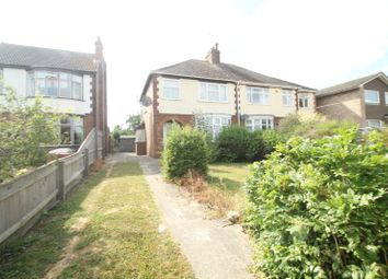 Thumbnail 3 bed semi-detached house for sale in Eye Road, Peterborough