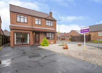 Thumbnail Detached house for sale in Kingsley Avenue, Mansfield Woodhouse, Mansfield