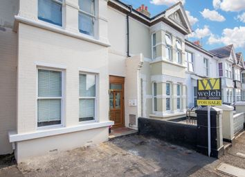 Thumbnail 2 bed flat for sale in Tarring Road, Broadwater, Worthing