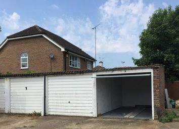 Thumbnail Land for sale in Garages 1-4, 7-12 & 34-37, Harcourt Close, Staines-Upon-Thames, Egham, Surrey