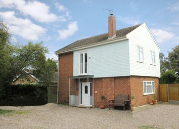 Thumbnail 3 bedroom detached house for sale in Keens Lane, Reydon, Southwold