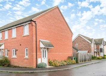 2 bed end terrace house for sale in Overton Way, Reepham, Norwich NR10