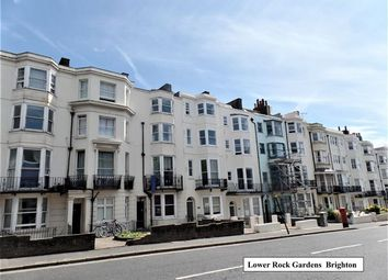 Thumbnail 1 bed flat for sale in Lower Rock Gardens, Brighton