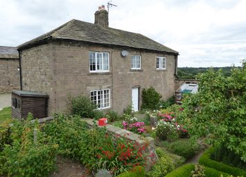 Thumbnail 4 bed farmhouse for sale in Ripon Road, Killinghall