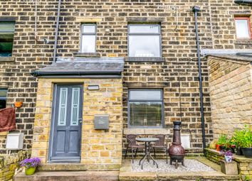 Thumbnail 1 bed terraced house for sale in Miry Lane, Thongsbridge, Holmfirth