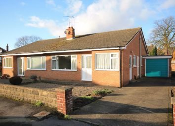 Thumbnail 2 bed semi-detached bungalow for sale in Mac Arthur Close, Sowerby, Thirsk