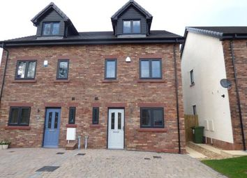 Thumbnail 4 bed semi-detached house for sale in St. Cuthberts Close, Burnfoot, Wigton