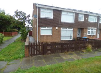 Thumbnail 1 bed flat for sale in St. Davids Way, Jarrow