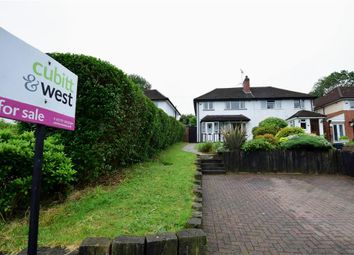 Thumbnail 3 bed semi-detached house for sale in Chipstead Lane, Lower Kingswood, Surrey