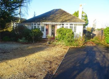 Thumbnail 4 bed detached bungalow for sale in Greenhill Road, Sandford, Winscombe, Somerset