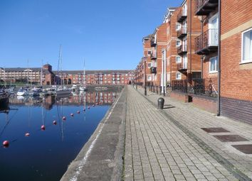 Thumbnail 4 bed flat to rent in Penryce Court, Victoria Quay, Maritime Quarter, Swansea