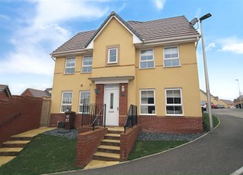 Thumbnail 3 bedroom property for sale in Greystone Walk, Cullompton