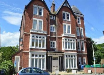 Thumbnail 2 bed flat to rent in Grosvenor House, 17 Grosvenor Road, Scarborough