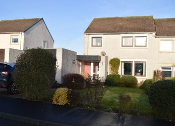 Thumbnail 3 bed semi-detached house for sale in Douglas Close, Berwick-Upon-Tweed, Northumberland