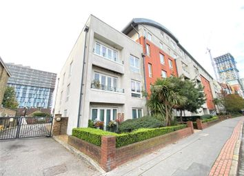 Thumbnail 1 bed flat to rent in Park Lane, Croydon, Surrey