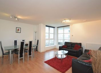 Thumbnail 2 bed flat to rent in Barrier Point, Royal Docks