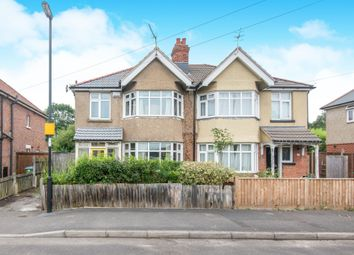 Thumbnail 3 bedroom semi-detached house for sale in Gurney Road, Shirley, Southampton