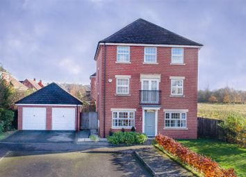 Thumbnail 5 bed detached house for sale in Cornhill Close, Duffield, Belper