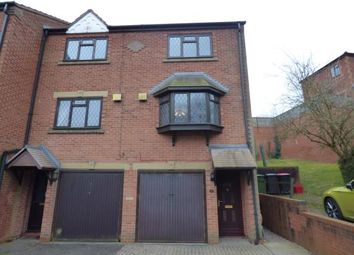 Thumbnail 2 bed end terrace house for sale in Woodland Way, Birchmoor, Tamworth, Warwickshire