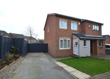 Thumbnail 3 bed semi-detached house for sale in Blackgates Court, Tingley, Wakefield
