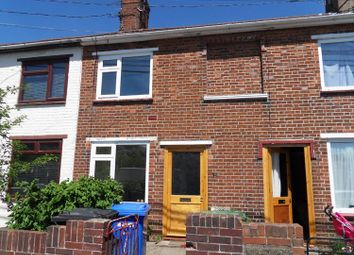 Thumbnail 2 bedroom terraced house to rent in Caxton Road, Beccles