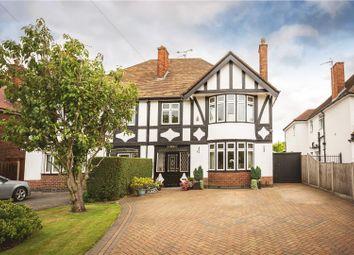 4 bed semi-detached house for sale in Uttoxeter Road, Mickleover, Derby DE3
